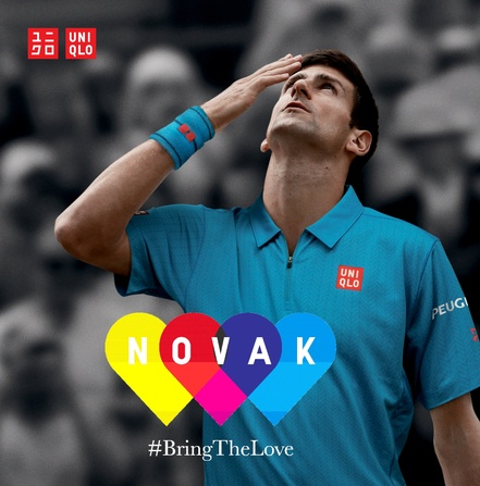 Uniqlo Launches New Game Wear Worn By Global Brand Ambassadors At Us Open
