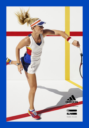 f27ce61556334 adidas Tennis Collection by Pharrell Williams