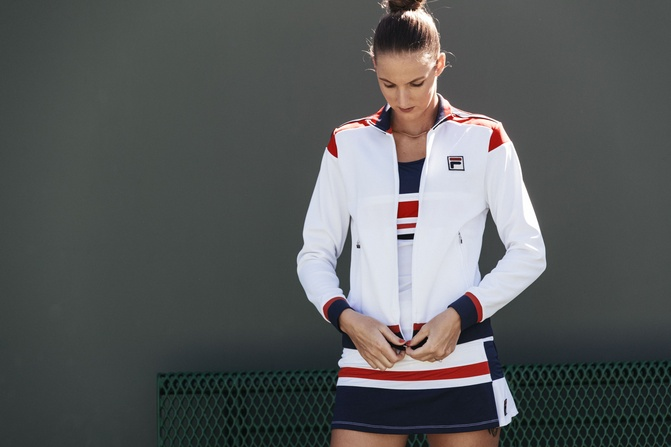 FILA to Debut Heritage and Set Point Collections at the ...