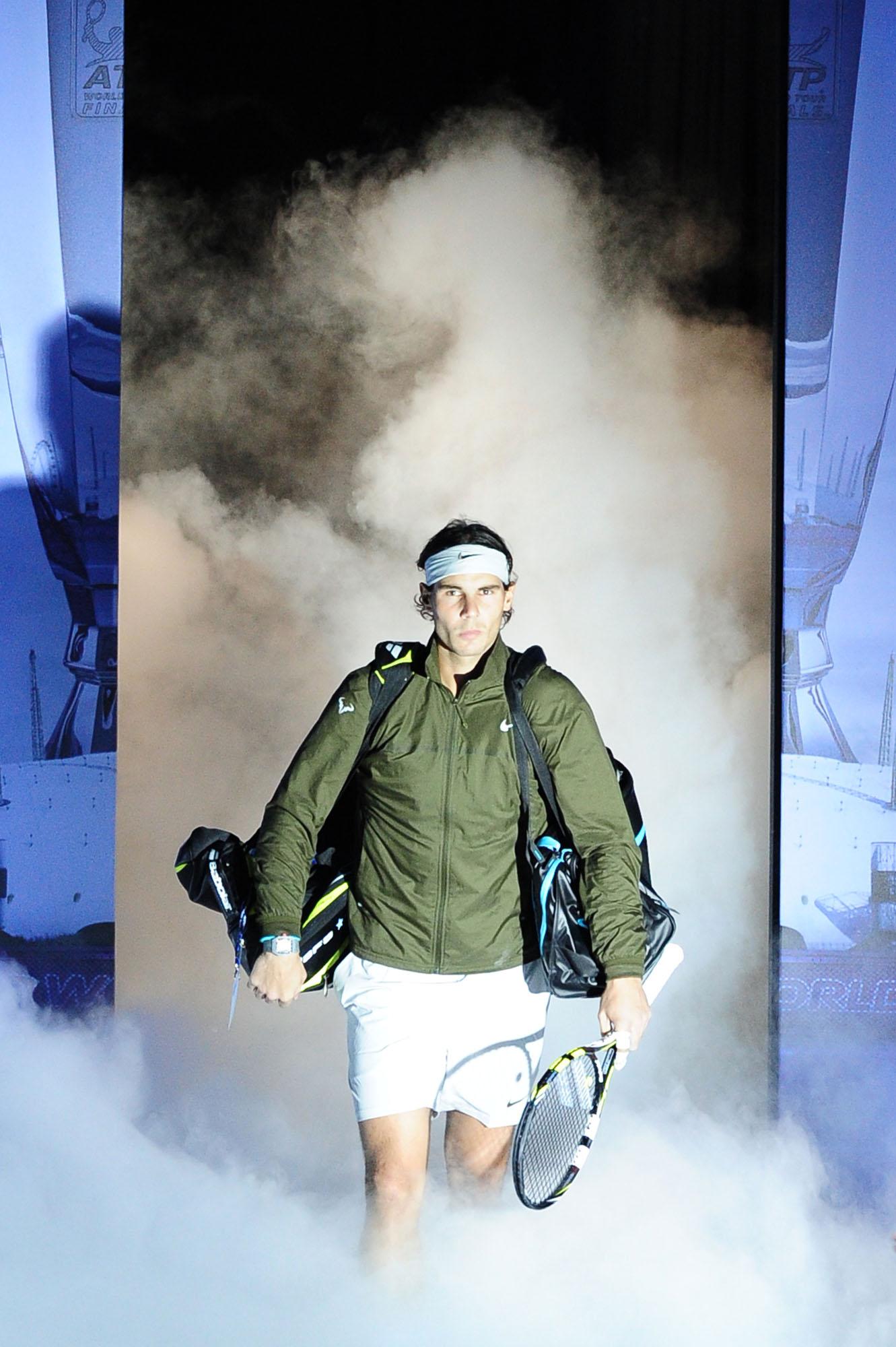 Rafa Barclays ATP