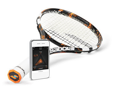 BABOLAT - Introducing the world's first connected racquet