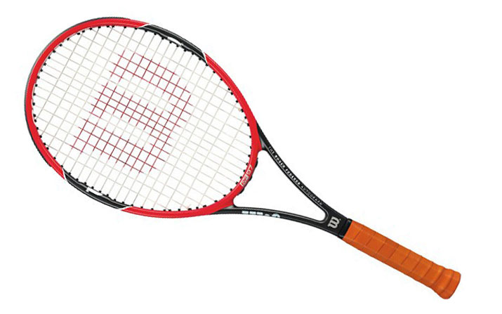 wilson pro staff 97 rf autograph racquet tennis view. Black Bedroom Furniture Sets. Home Design Ideas