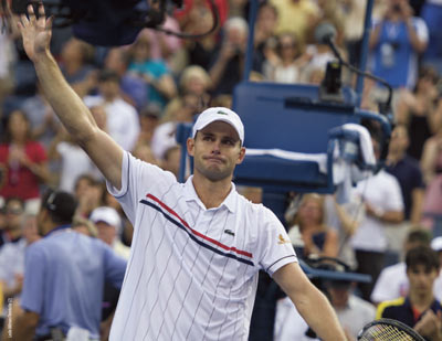Andy Roddick | Texas Boy with a New York Soul