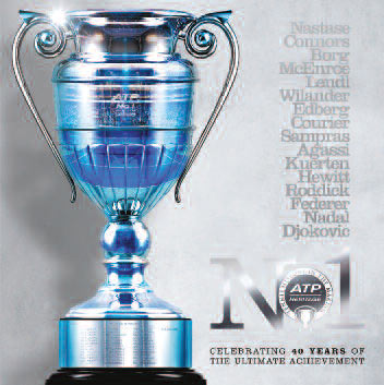ATP NO. 1 - Featuring exclusive interviews with No. 1s past and present, a