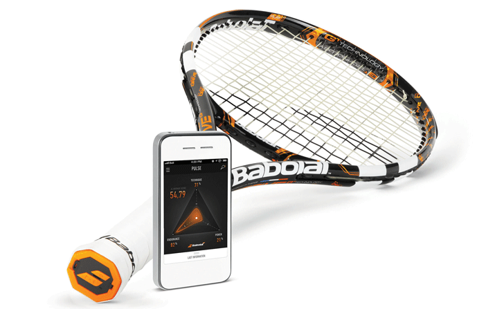 The Babolat Play Pure Drive