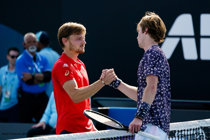 Goffin and Rublev