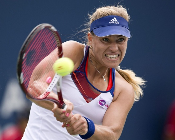 Angelique Kerber, New Haven Open 2013