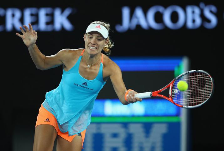 sport tennis kerber