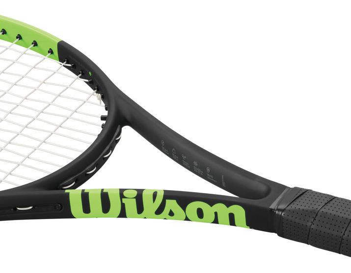 Wilson Introduces Its 2017 Blade Performance Tennis Racket