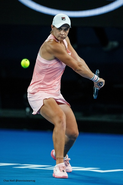 Best Dressed At The Australian Open