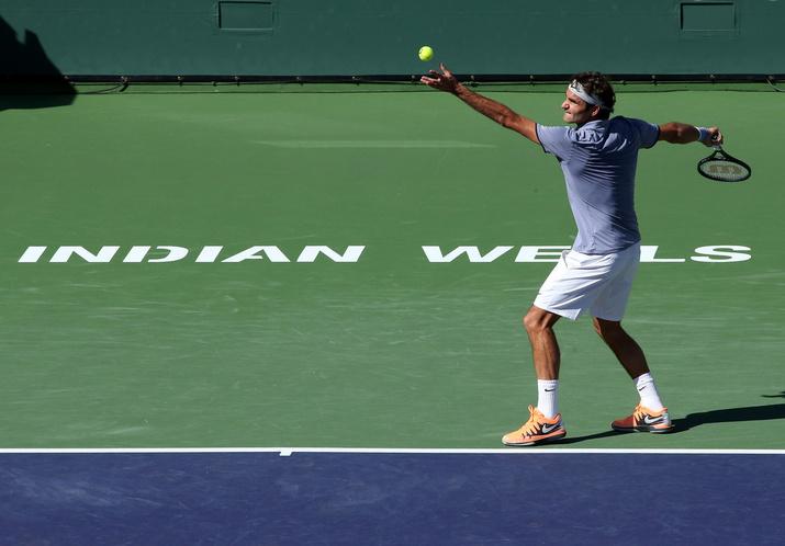 Duel in the Desert: Djokovic Edges Federer to Win Indian Wells
