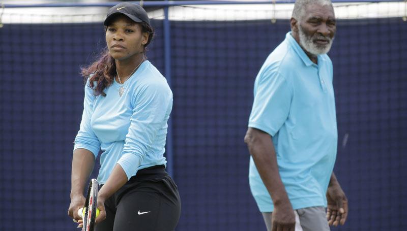 Serena Williams Father