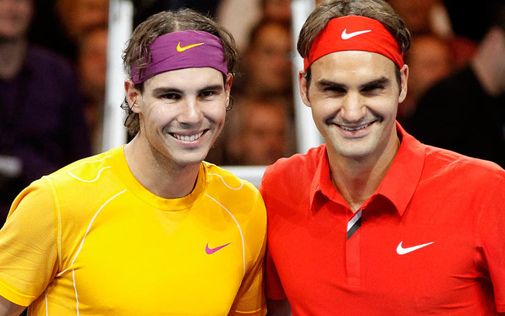 Federer and Nadal Rivalry Soothes the Soul