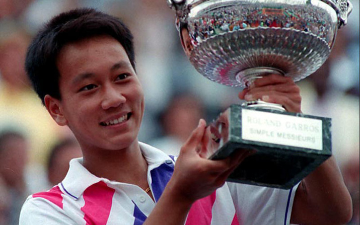 A Michael Chang Tribute 25 Years After His French Open Win Tennis