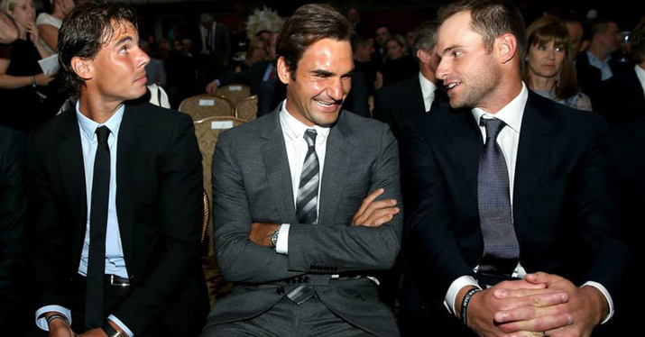 "The ""Suit"" Life with Roger Federer"