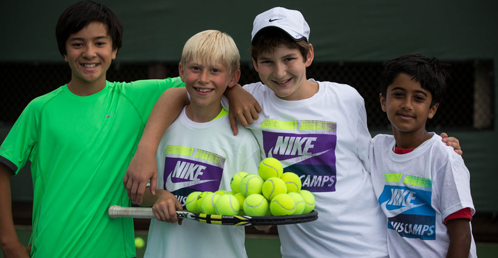 Increíble Cartero partícula  Nike Tennis Camps – SERIOUS. FUN. | Tennis View Magazine