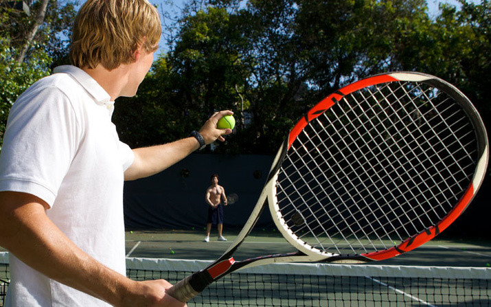 Optimize Your Tennis Lesson