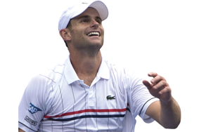 Andy Roddick // Texas Boy with a New York Soul