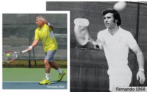 Tips to Play Tennis Thru Time