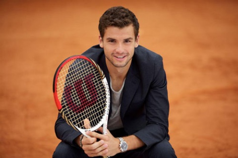 Grigor Dimitrov earned a  million dollar salary - leaving the net worth at 6.7 million in 2018