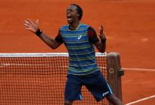 gael monfils 2013 french open