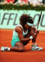 serena defeated