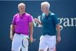 John and Patrick McEnroe