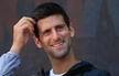 Novak Djokovic talks baby, wedding