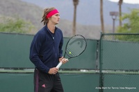 Indian Wells Practice Courts