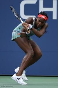 US Open: Coco Gauff