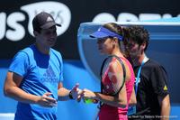 Ana Ivanovic 2014 Australian Open Practice
