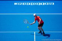Andy Murray 2014 Australian Open Practice