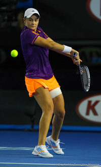 Ashleigh Barty Australian Open 2014