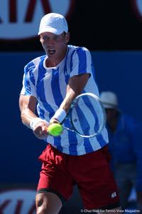 Tomas Berdych Australian Open 2014