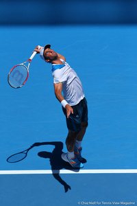 Thomaz Bellucci Australian Open 2014