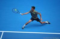Damir Dzumhur Australian Open 2014