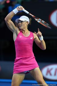 Sam Stosur Australian Open 2014