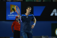 Andy Murray Australian Open 2014