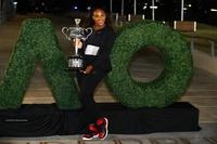 Serena Williams - Australian Open Women's Singles Champion