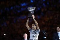 Roger Federer - Australian Open Men's Singles Champion