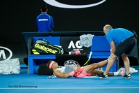 Rafael Nadal Retires Due To Injury
