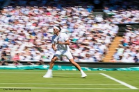 Wimbledon: Day One