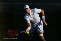 John Isner Advances To Wimbledon Semifinals