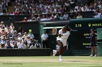 Serena Blasts Into Wimbledon Final