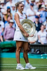 Angelique Kerber - 2018 Wimbledon Women's Singles Champion