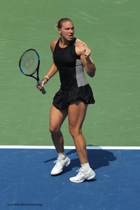US Open: Kaia Kanepi