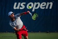 US Open: Day One