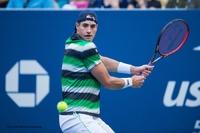 US Open: John Isner