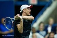 US Open: John Millman