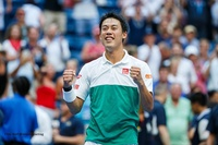 Kei Nishikori Advances To US Open Semis